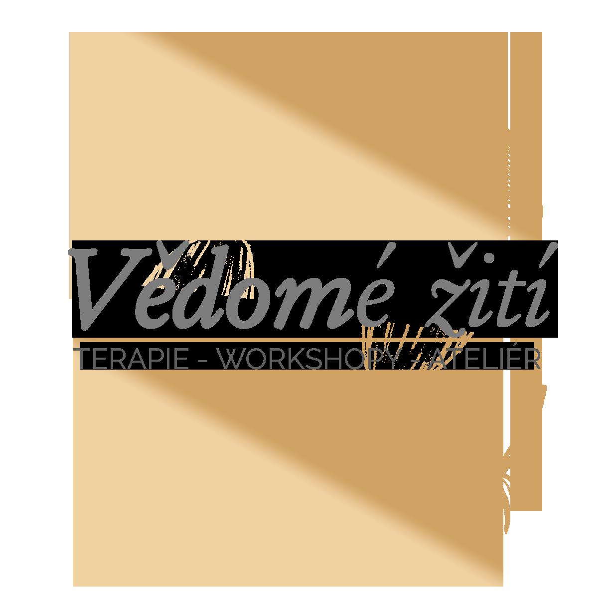 Vědomé žití Logo