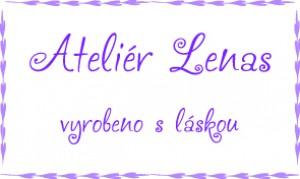 Logo Ateliér Lenas