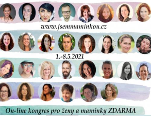 On-line kongres ZDARMA – o mateřství